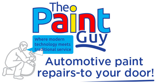 The Paint Guy - Automotive paint repairs to your door.
